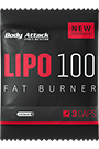 Body Attack LIPO 100 Probe 3 Kapseln