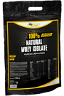 My Supps 100% Natural Whey Isolate - 2kg