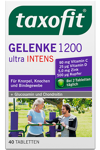 Taxofit Gelenke 1200 Ultra Intens - 40 Tabletten