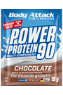 Body Attack Power Protein 90 - Probe 15g
