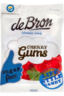 de Bron Low Sugar Cherry Gums - 90g