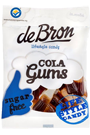 de Bron Low Sugar Cola Gums - 100g