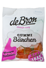 de Bron Low Sugar Gummi Bärchen - 90g