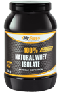 My Supps 100% Natural Whey Isolate - 750g