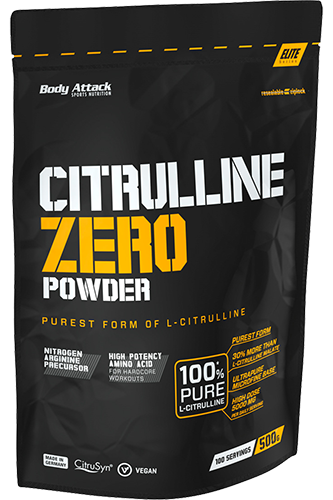 Body Attack Citrulline Zero - 500g