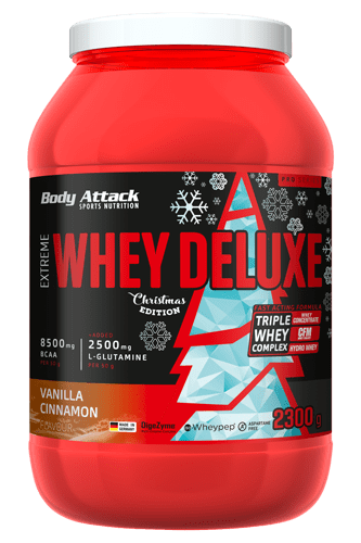 Body Attack Extreme Whey Deluxe *Limited X-Mas Edition* - 2,3kg