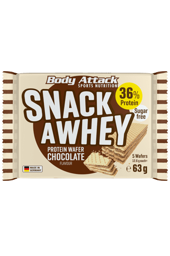 Body Attack Snack a Whey - 63g