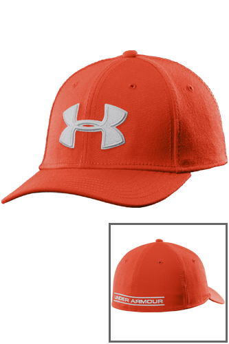 Under Armour Closer Stretch Cap Orange