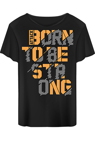Body Attack T-Shirt