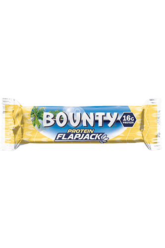 MARS incorporated Bounty Protein Flapjack Bar - 60g