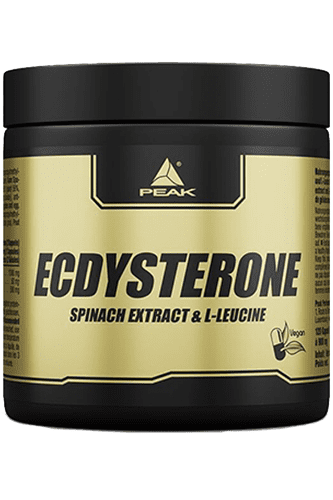 Peak Ecdysterone - 120 Caps