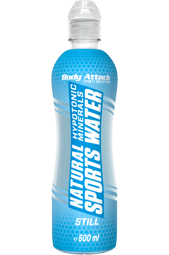 Body Attack Natural Sports Water - 500 ml